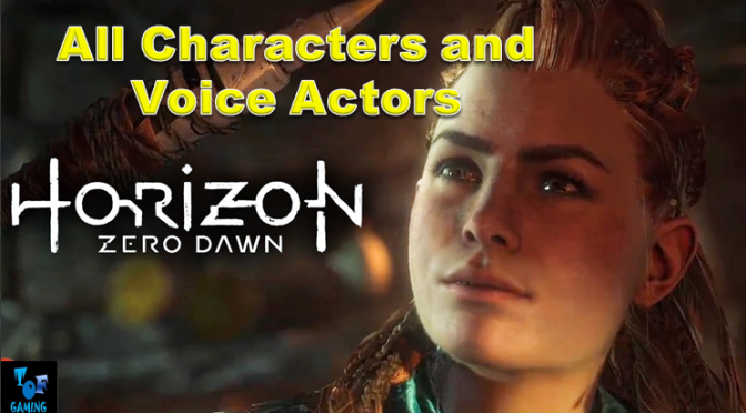 Aloy Voice Actor Tof Gaming