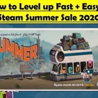 Steam Summer Sale 2020 How to Level Up Steam Account Fast + Easy