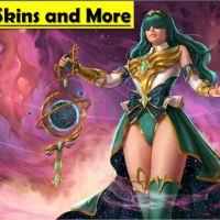 Paladins 3.4 Radiant Stars Battlepass All Skins, Avatars, Sprays, Overview