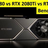 Nvidia RTX 3080 FE Performance Benchmarks