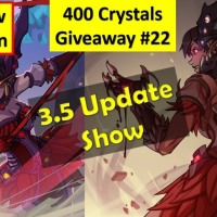Paladins 3.5 Update Show - Vora New Champion, New Battlepass