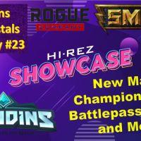Hi-Rez Showcase 2021 Full Event - Paladins Season 4, Smite Season 8, Rogue Company and More